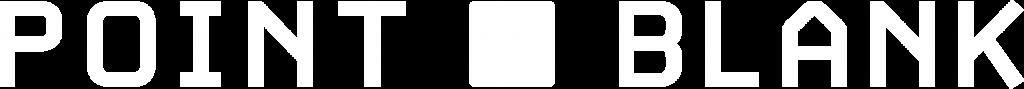 point blank horizontal logo